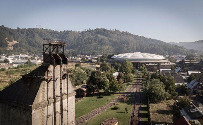 Casa de Máquinas Museo Nacional Ferroviario