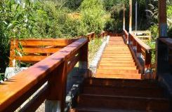 Escalera Abuelito Huenteyao